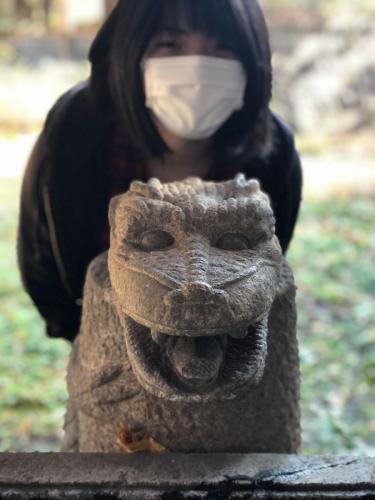 A148 王禅寺の受付係 ドロップ 王禅寺 2020/12/22