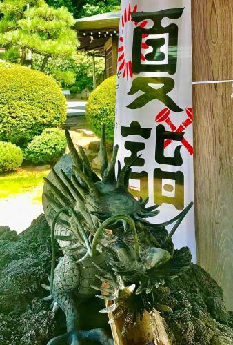 A035 夏詣 COCO 琴平神社 2020/08/13
