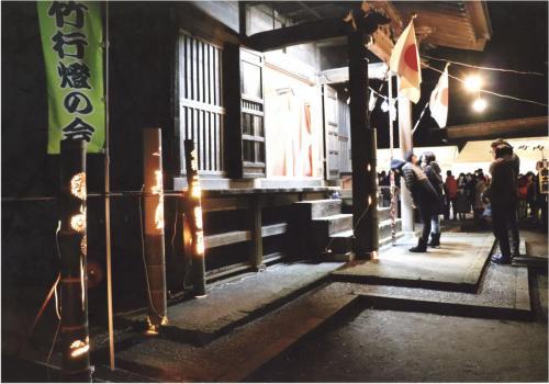 A222 新年の祈り 輿水 邦夫 黒川 汁守神社 2020/01/01