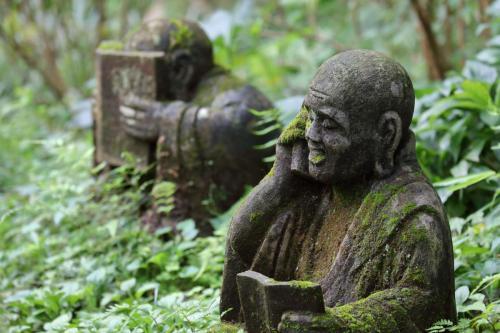 A080 浄慶寺の羅漢さん 吉田  明生 浄慶寺 2017/08/17