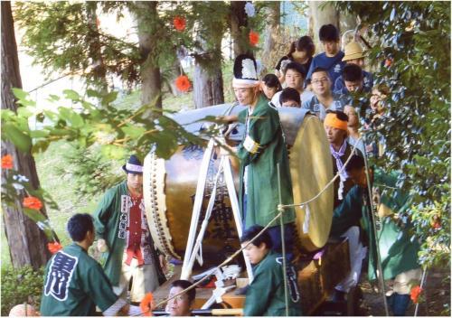 A173 いざ秋祭へ! 窪田 迅郎 汁守神社 2013/09/29