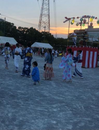 A021 盆踊り 高橋 健